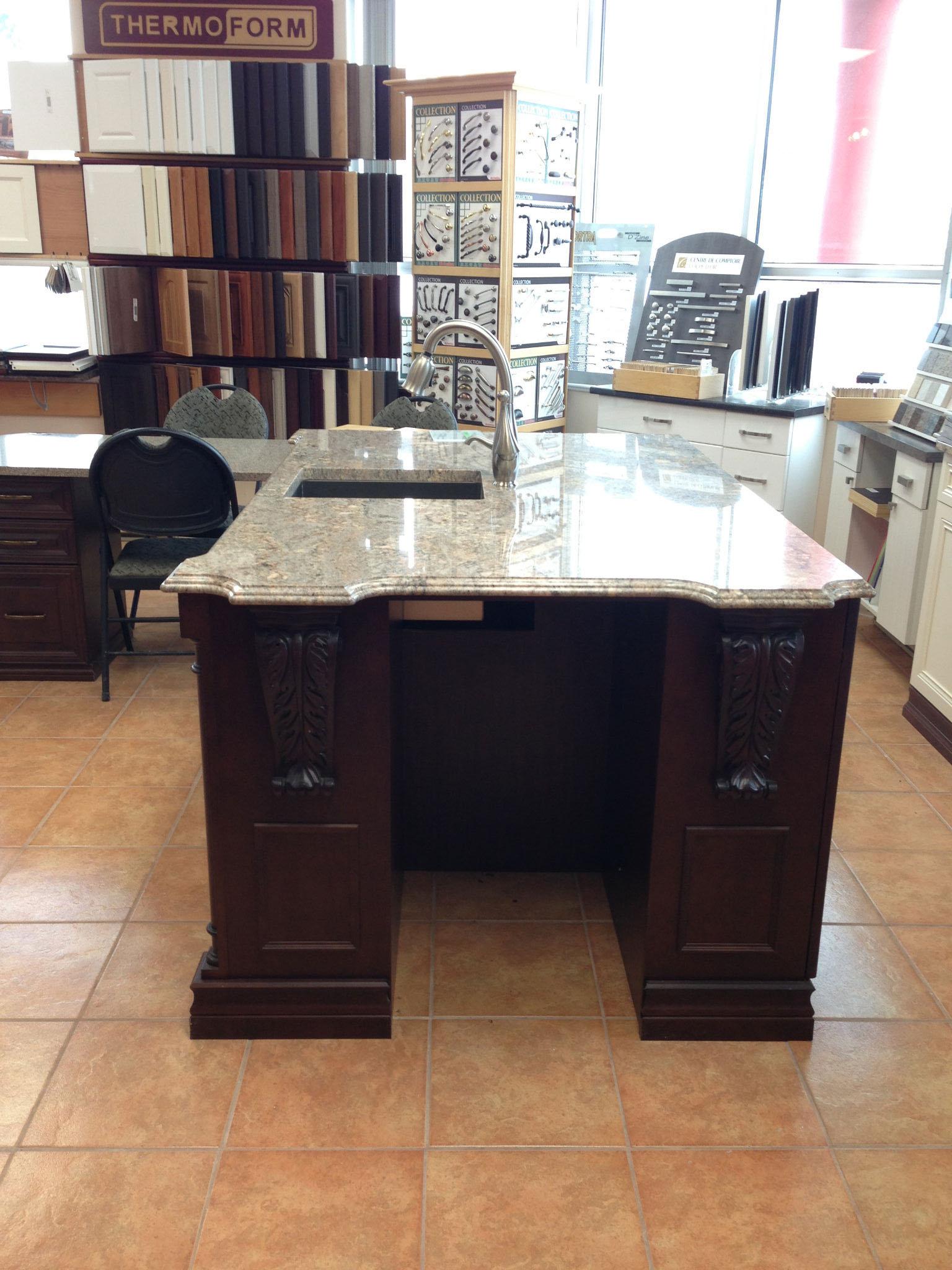 Comptoir cuisine quartz salle de bain longueuil boucherville brossard saint bruno sainte julie - Comptoir pour cuisine ...
